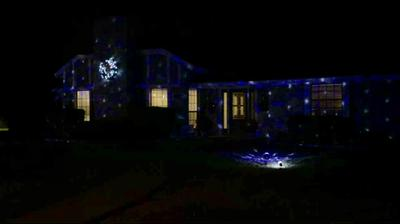Christmas Lightshow Projection Points of Light with Remote -114 ...