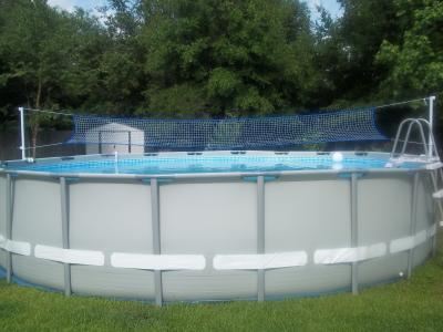 20ft X 48in Ultra Frame Pool Set - Walmart.com