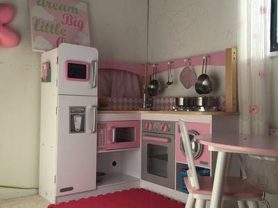 Kidkraft Corner Kitchen kidkraft grand gourmet corner play kitchen - walmart
