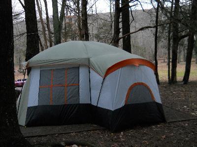 & SwissGear Montreaux Family 10-Person Dome Tent 17u0027X14u0027 - Walmart.com