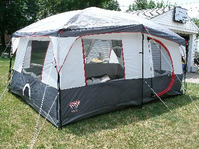 : instant tent with hinged door - memphite.com