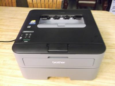 brother hl l2315dw monochrome laser printer walmart com