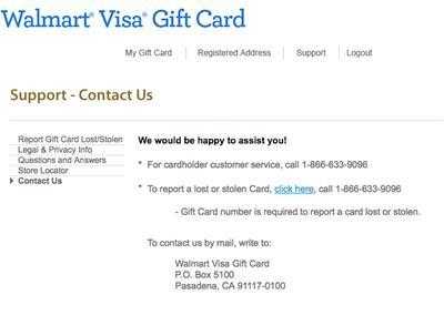 Visa $50 Gift Card - Walmart.com