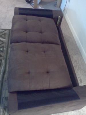 Mainstays Buchannan Love Seat Black Microfiber Com. Buchannan Microfiber  Sofa
