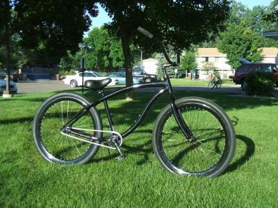 29 Genesis Onex Cruiser Men S Bike Black