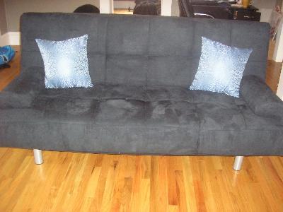 amazon    brand new atherton home manhattan convertible futon sofa bed and lounger khaki  kitchen u0026 dining atherton home manhattan convertible futon sofa bed and lounger      rh   ekonomikmobilyacarsisi
