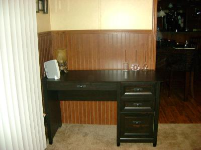 sauder new cottage desk antiqued black paint walmart com rh walmart com sauder new cottage desk antiqued black paint sauder new cottage desk assembly instructions