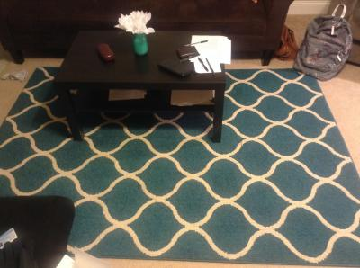 Mainstays Sheridan Area Rug Or Runner