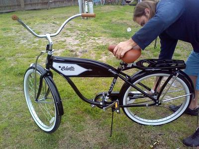 26 Columbia 1937 Men S Cruiser Bike