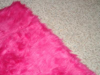Fluffy Red Rugs Your Zone Flokati Accent Rug