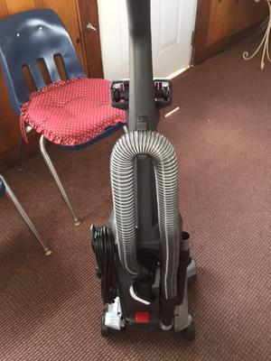 Vacuum Suck Eliptical Really Works