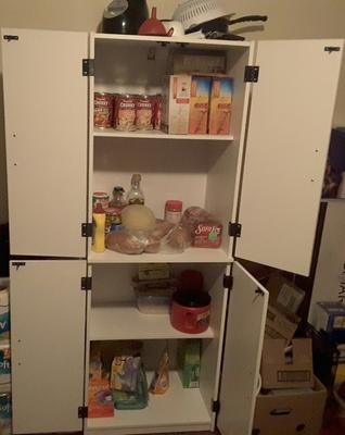mainstays storage cabinet white | Roselawnlutheran