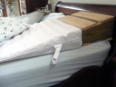 beautyrest orthopedic wedge pillow - walmart