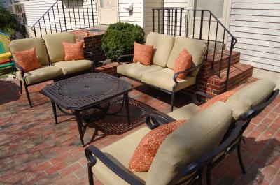 Better Homes and Gardens Paxton Place 5 Piece Outdoor Conversation