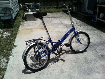Cologne 20 Folding Bike