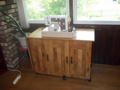 Awesome Sauder Sewing And Craft Table, Multiple Finishes   Walmart.com