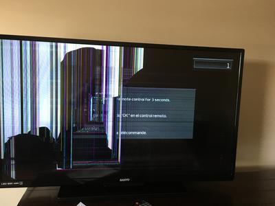 "Sanyo FW43D25F 43"" 1080p LED HDTV Walmart"
