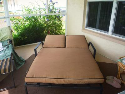 mainstays braddock heights ii double chaise lounge seats 2 walmartcom