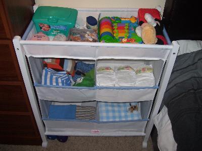 & Munchkin Baby Care Cart White - Walmart.com