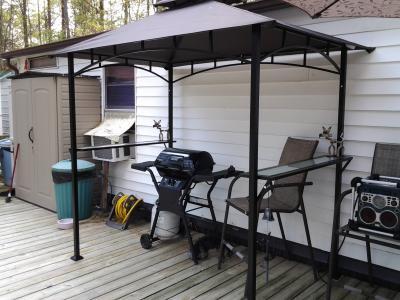 Mainstays Grill Shelter
