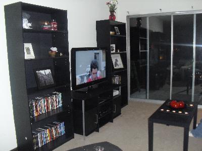 Mainstays 5 Shelf Bookcase In Black Color - Walmart.com