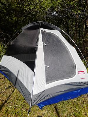 Coleman Max 2-Person Backpacking Tent - Walmart.com