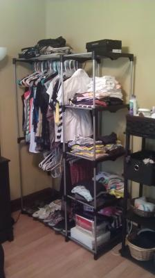 Closet System Decoration With Unique Stand Alone Anizer Systems And Anizers