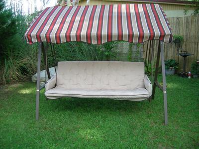 - Outdoor Patio Swing Cover - Walmart.com