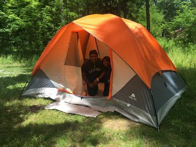Ozark Trail 4 Person Instant Dome Tent & Ozark Trail 4 Person Tent Setup - Best Tent 2017