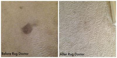 Rug Doctor Portable Spot Cleaner, Removes Stains And Neutralizes Odors For  Clean And Fresh Results, Leading Portable Machine Cleans Carpet, Rugs, ...