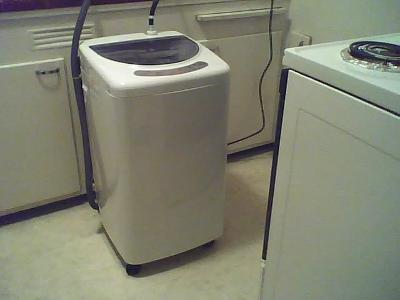 Haier 1.0 Cubic Foot Portable Washing Machine, HLP21N   Walmart.com
