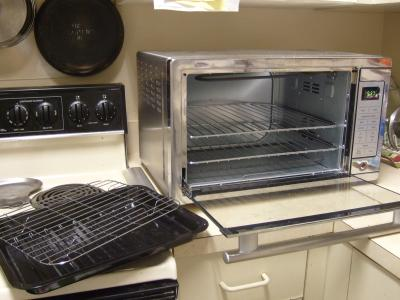 Oster Designed For Life Extra Convection Countertop Oven