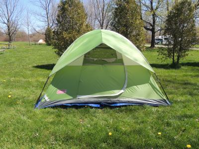 & Coleman Sundome 4-Person Dome Tent - Walmart.com