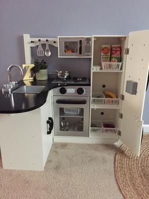 Kidkraft Corner Kitchen delighful kidkraft corner kitchen h to design