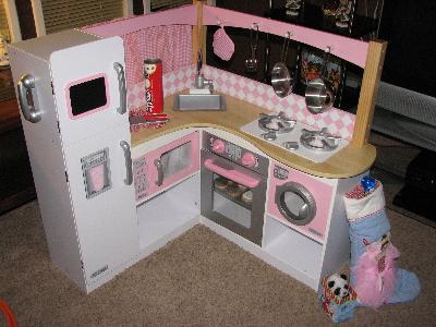 KidKraft Grand Gourmet Corner Play Kitchen Walmart com