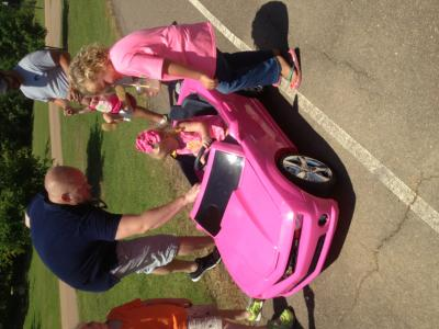 photo?client=walmart kid motorz chevrolet camaro 12 volt battery powered ride on, pink  at alyssarenee.co