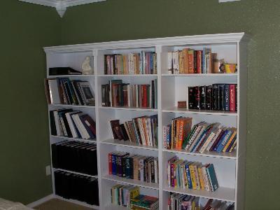 Mainstays 5 Shelf Bookcase, White - Walmart.com