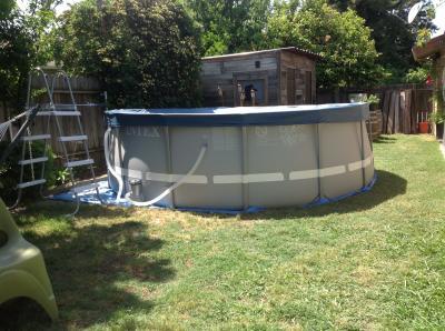 intex 14 x 48 ultra frame swimming pool walmartcom