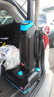 bissell powerforce bagged upright vacuum new and improved version of walmartcom sanitaire vacuum bags walmart