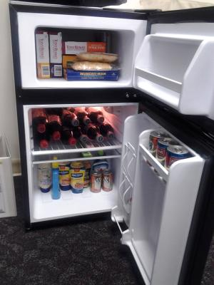 Igloo 3.2 Cu Ft 2 Door Refrigerator And Freezer   Walmart.com