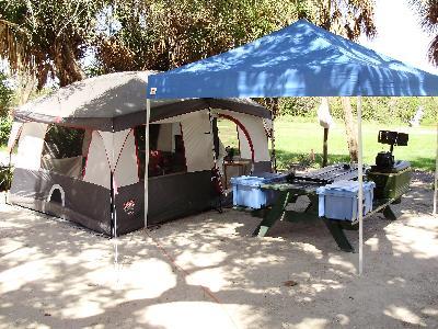 & Coleman Max 13u0027 x 9u0027 Family Cabin Tent - Walmart.com