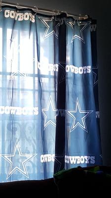 Nfl Dallas Cowboys Decorative Bath Collection Shower Curtain Walmartcom