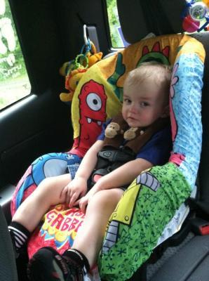 Yo Gabba Gabba - Car Seat Cover - Walmart.com