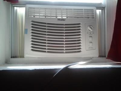 Haier HWF05XCP L 5,000 BTU Mechanical Window Air Conditioner, White    Walmart.com