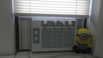 General Electric 5,000 BTU Window Air Conditioner, 115V, GE AEY05LV    Walmart.com