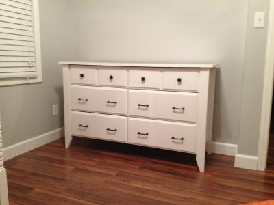 Sauder Shoal Creek Dresser, Multiple Finishes - Walmart.com