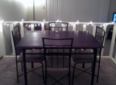 walmart dining room tables and chairs.  Mainstays 5 piece Dining Set Multiple Colors Walmart com