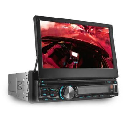 xo vision x358 7 in dash touchscreen dvd receiver bluetooth xo vision x358 7 in dash touchscreen dvd receiver bluetooth walmart com