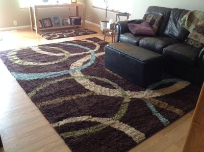 Better Homes and Gardens Pennylane Woven Shag Rug Available In