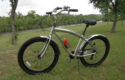 29 Genesis Astra Cruiser Men S Bike Chrome